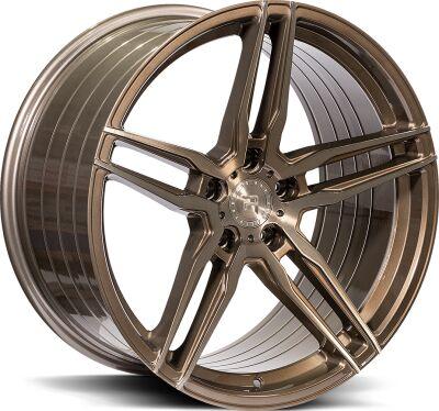 R-Series R10 Bronze Brushed alumiinivanne