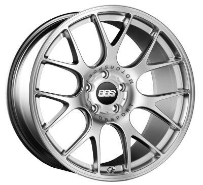 BBS CH-R brilliant silver alumiinivanne