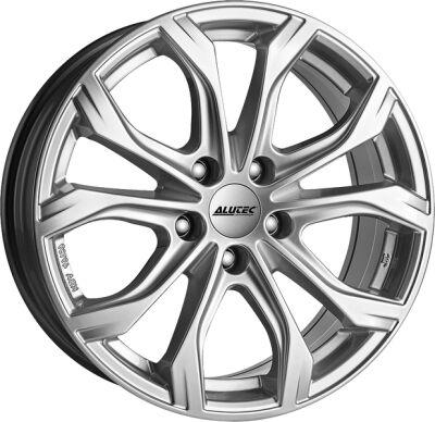 Alutec W10X Polar Silver alumiinivanne
