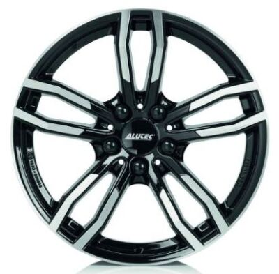 ALUTEC Drive Diamond Black alumiinivanne