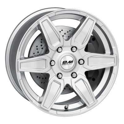 BM Macho alumiinivanne
