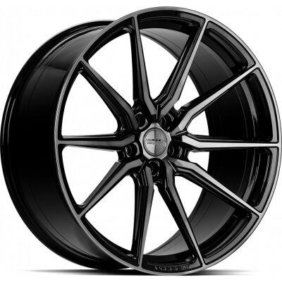 Vossen HF3 Double Tinted Gloss Black alumiinivanne