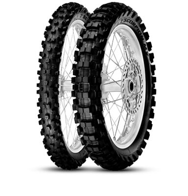 Pirelli Scorpion MX Extra J motocross-rengas