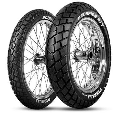 Pirelli Scorpion MT 90/AT endurorengas