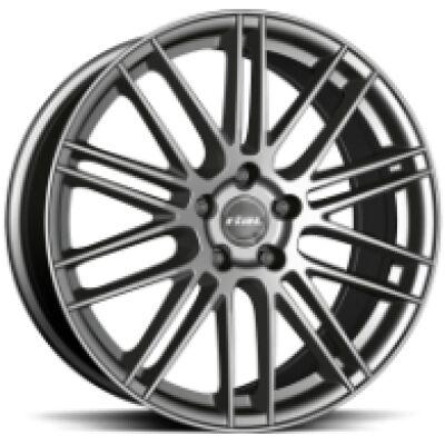 Rial Kibox Metal Grey lättmetallfälg