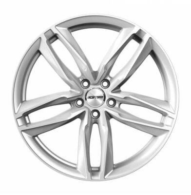 GMP Atom Silver alumiinivanne