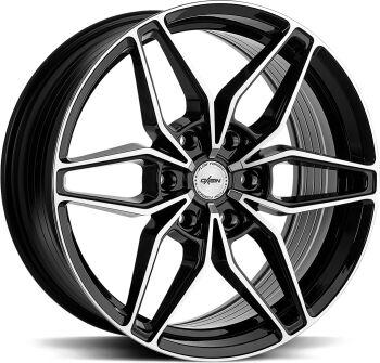 OXIGIN Oxroad Black Full Polish alumiinivanne