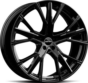 GMP Gunner Glossy Black alumiinivanne