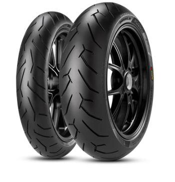 Pirelli Diablo Rosso II moottoripyörän rengas