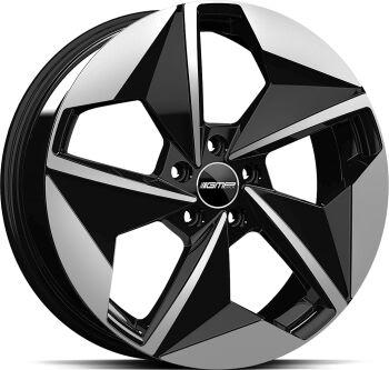 GMP Emotion Black Diamond alumiinivanne