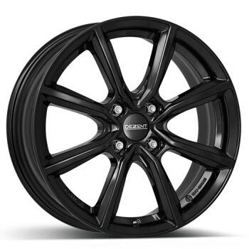 Dezent TN Black alumiinivanne