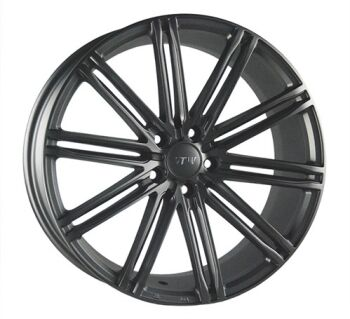 STW Wheels STW 10 Anthracite lettmetallfelger