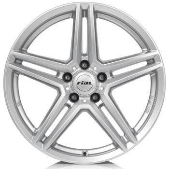 RIAL M10 Polar Silver alumiinivanne