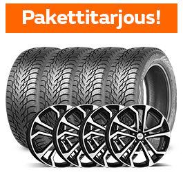 Nokian Hakkapeliitta R3 SUV & Dezent TA Dark