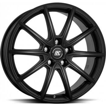 BROCK RC32 Satin Black Matt alumiinivanne
