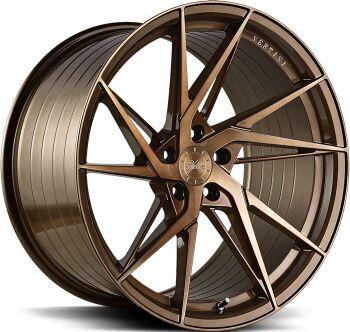 Vertini RFS 1.9 Brushed Dual Bronze alumiinivanne