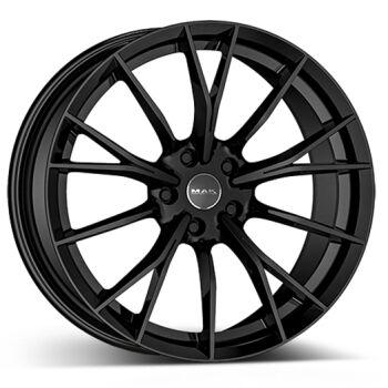 MAK Fabrik Gloss Black alumiinivanne