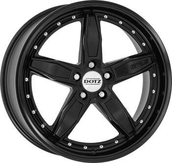 Dotz SP5 Black Edt. alumiinivanne