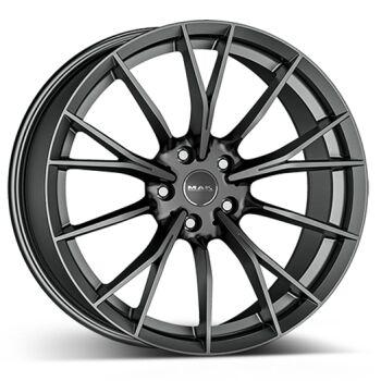 MAK Fabrik M-Titan alumiinivanne