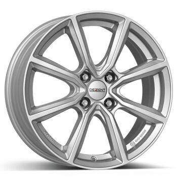 Dezent TN Silver alumiinivanne