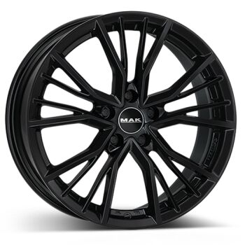 MAK Union Gloss Black alumiinivanne
