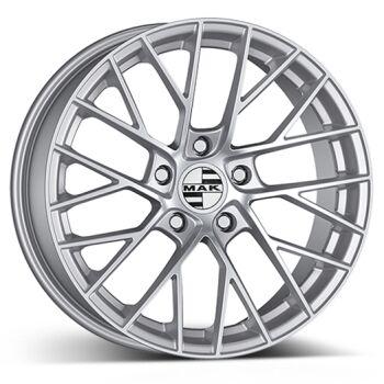 MAK Monaco Silver alumiinivanne