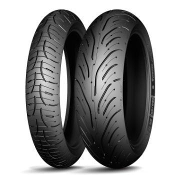 Michelin Pilot Road 4 Trail moottoripyörän rengas