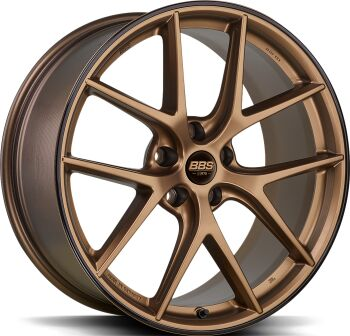 BBS CI-R Satin Bronze Black alumiinivanne