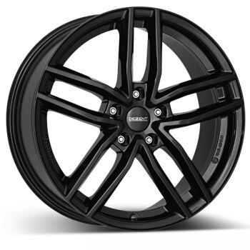 Dezent TR Black alumiinivanne