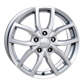 Image Vector silver lättmetallfälg