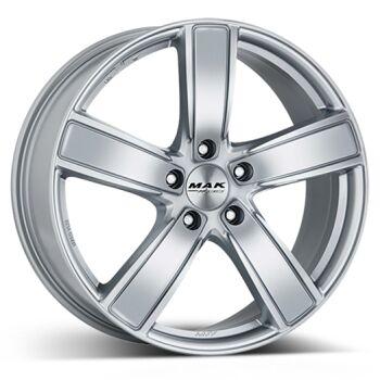 MAK Turismo-FF Silver alumiinivanne