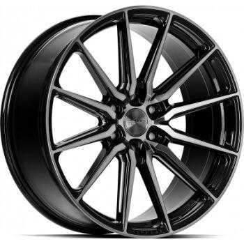Vossen HF6.1 Tinted Gloss Black alumiinivanne