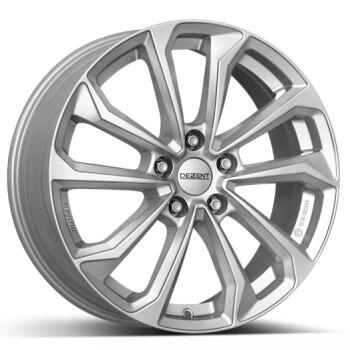 Dezent KS Silver alumiinivanne