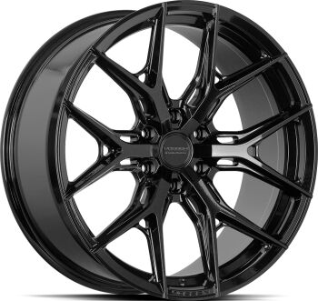 Vossen HF64 Gloss Black alumiinivanne