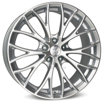 Etabeta Piuma Silver alumiinivanne