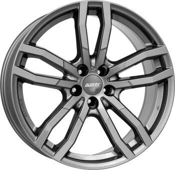ALUTEC DriveX Metal Grey alumiinivanne