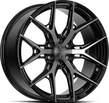 Vossen HF64 Tinted Gloss Black alumiinivanne