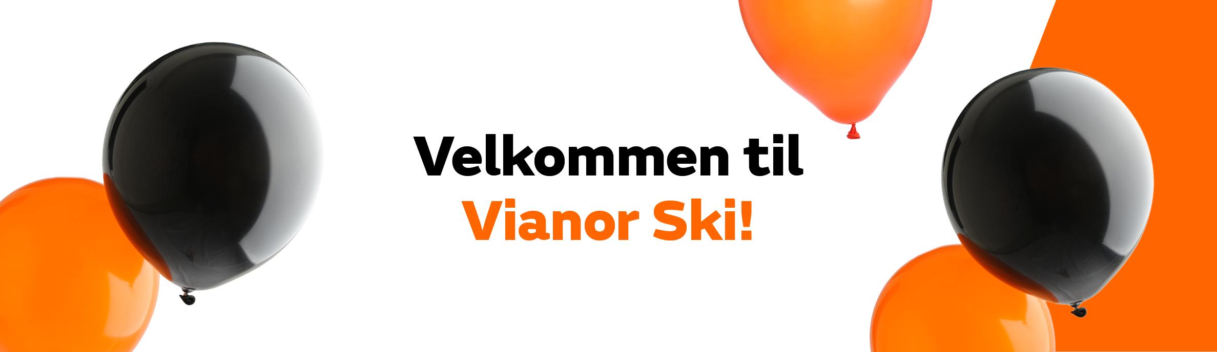 Velkommen til Vianor Ski