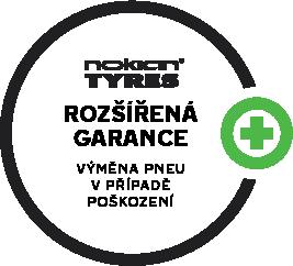 Rozšířená Garance Nokian Tyres