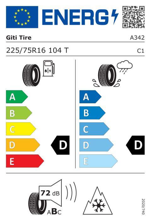 EU-rengasmerkinnät: 100A342