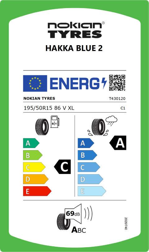 EU-däckmärkning: T430120