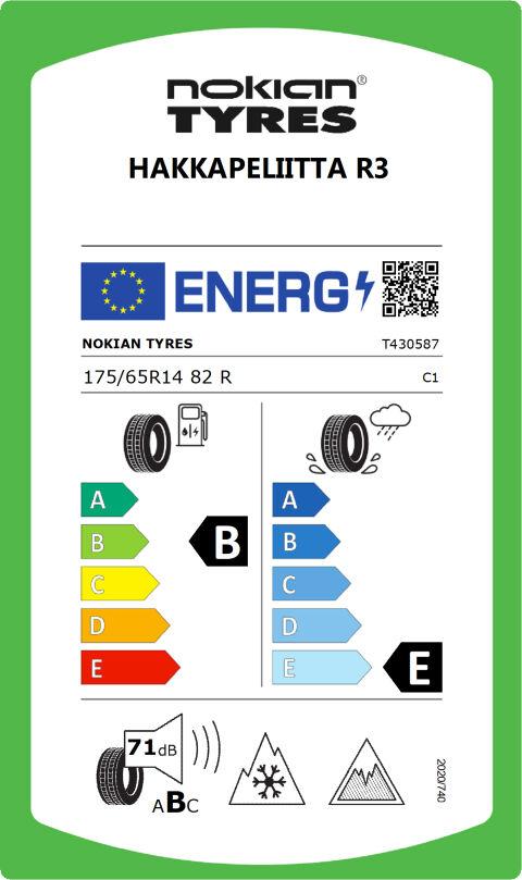 EU-dekkmerking: T430587
