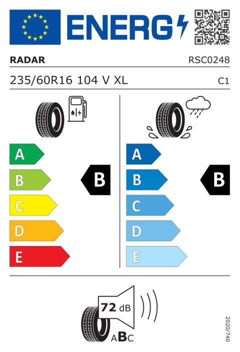 EU-däckmärkning: RSC0248