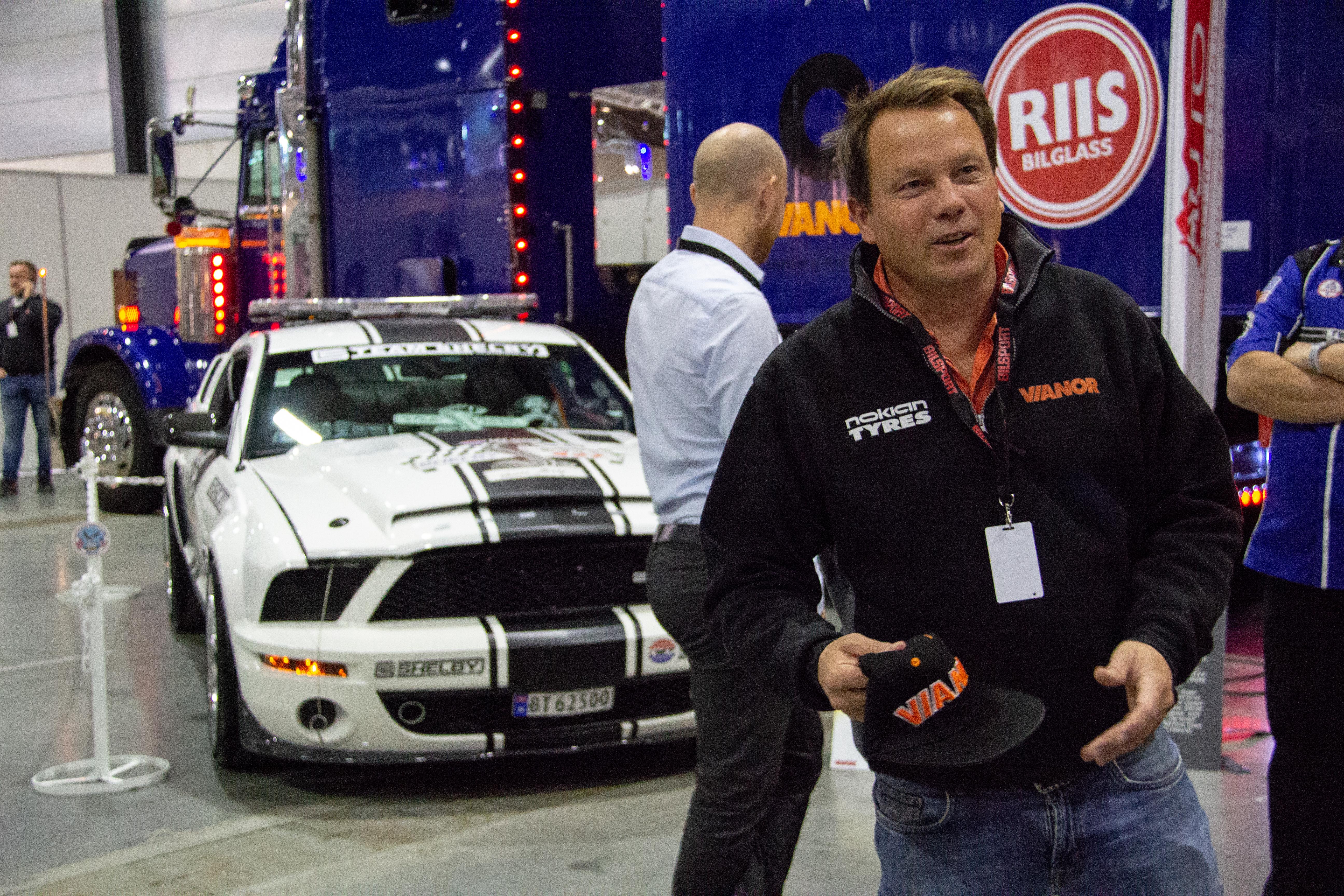 59023eb0 I Lillestrøm Varemesse bys det på spreke og innholdsrike show for alle som  liker motor, fart og spenning. Du vil få se amcars, motorsport med  kappkjøring og ...